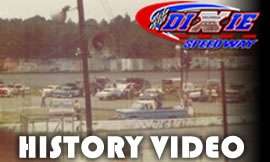 Dixie Speedway Historical Video