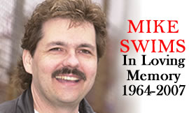 Mike Swims 1964-2007